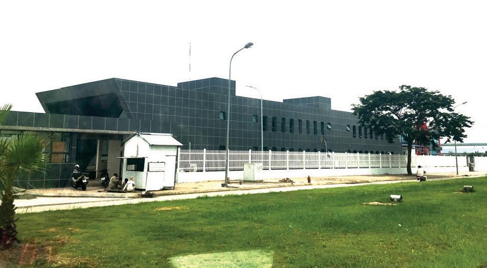 Nhà máy LMS - Hải Dương
