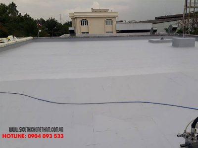 hạng mục chống thấm sân thượng cần được lưu ý để tránh tốn kém chi phí sửa chữa